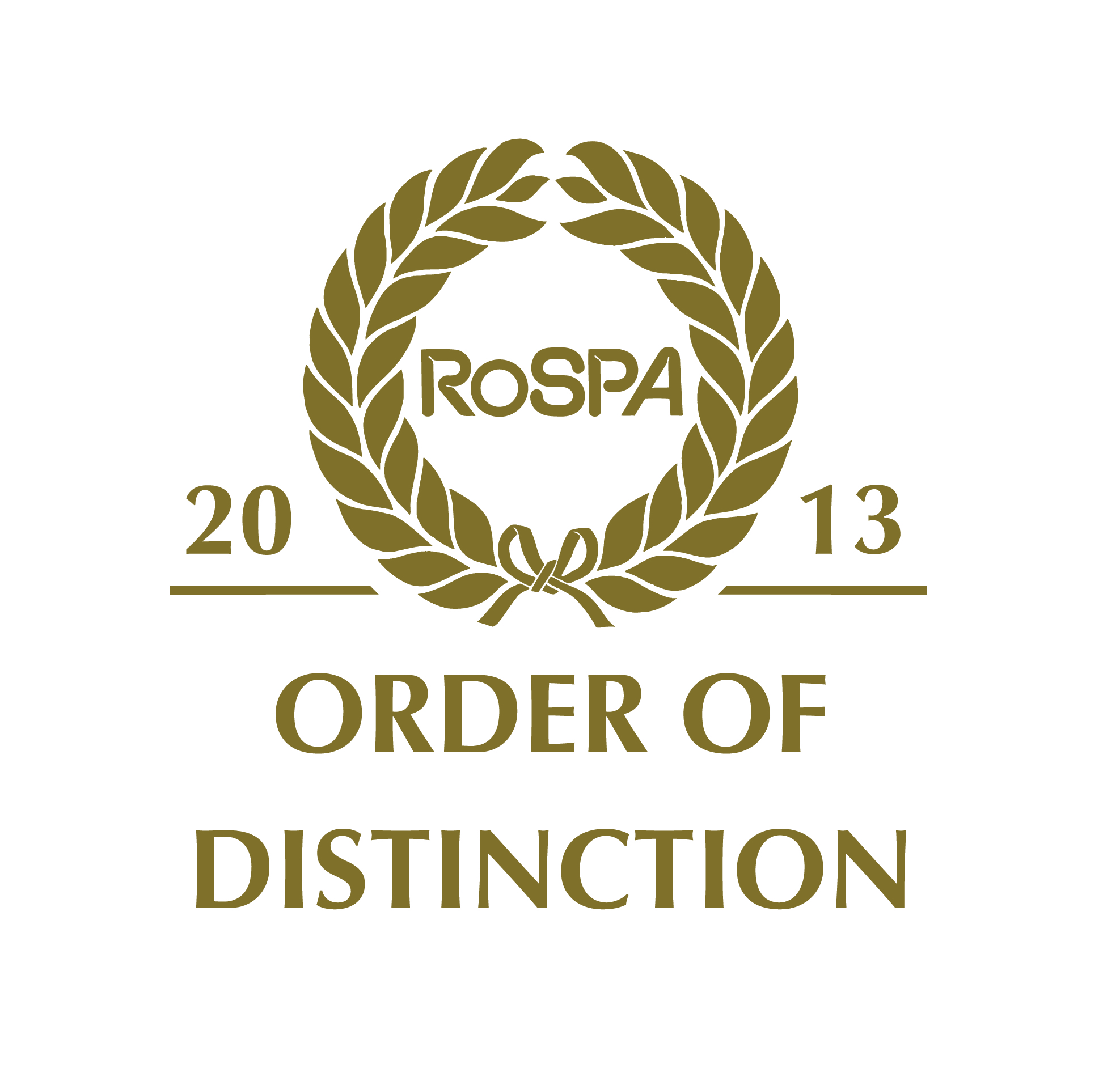order of dis 2013 gold